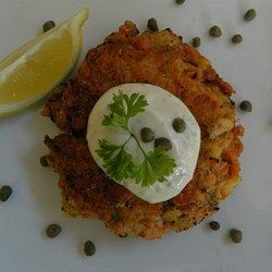 Chef John's Salmon Cakes  - Allrecipes.com