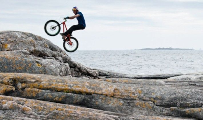POC Bike Excursion Feat Danny MacAskill, Daniel Dhers & Martin Söderström