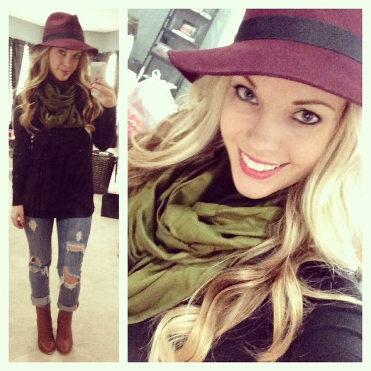 Winter Accessories! Hats and Scarves