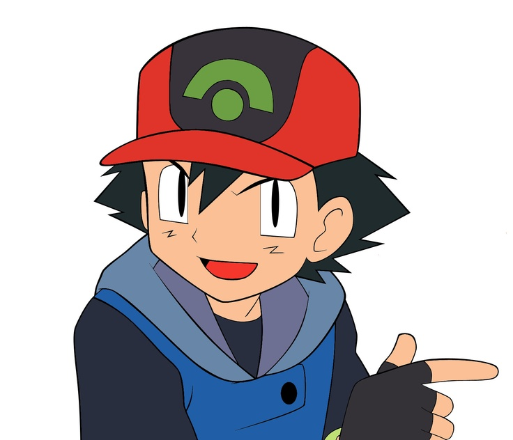 hello my name is shayaan im a pokemon trainer in the world of ash the good boy