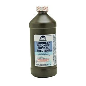 16 Wonderful Uses Of Hydrogen Peroxide - Recipe For Green Oxi Clean