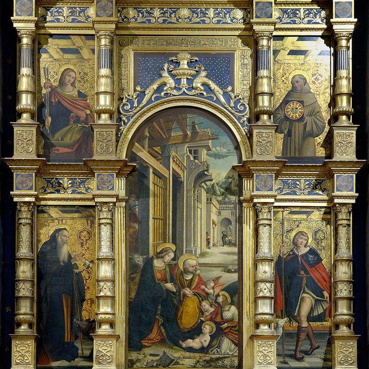 Precettoria di Sant'Antonio di Ranverso a Buttigliera Alta (To) | Scopri di più nella sezione Itinerari del portale #cittaecattedrali