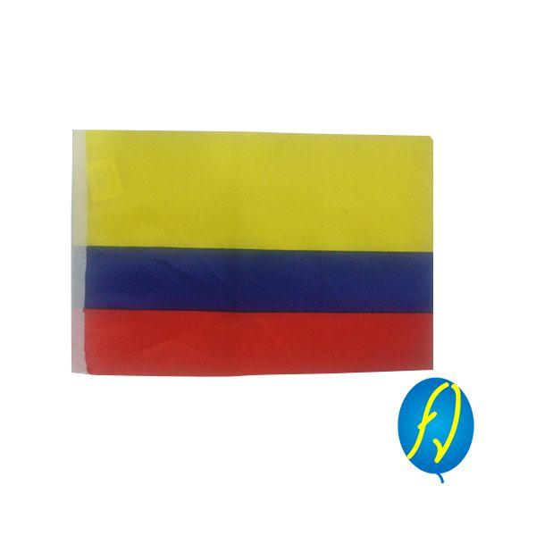 BANDERA COLOMBIA, un producto más de Piñatería Fiesta Virtual de Colombia - lo puedes ver en http://bit.ly/1Yfv5OB. #FiestaVirtual
