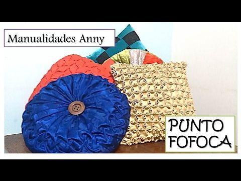 CLASE I - PUNTO FOFOCA  | Manualidades Anny