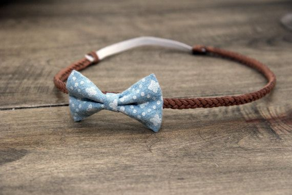 Braided Suede leather Headband by BabyFripperies on Etsy
