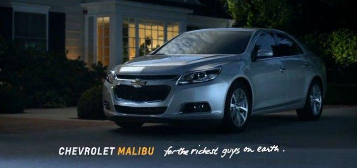 New Chevy Malibu Spot Speaks To The #trulyrich In Us
