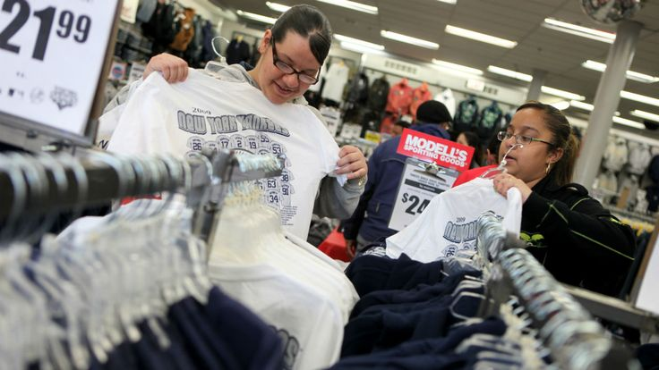 Sporting goods chain Modell's files for bankruptcy, will