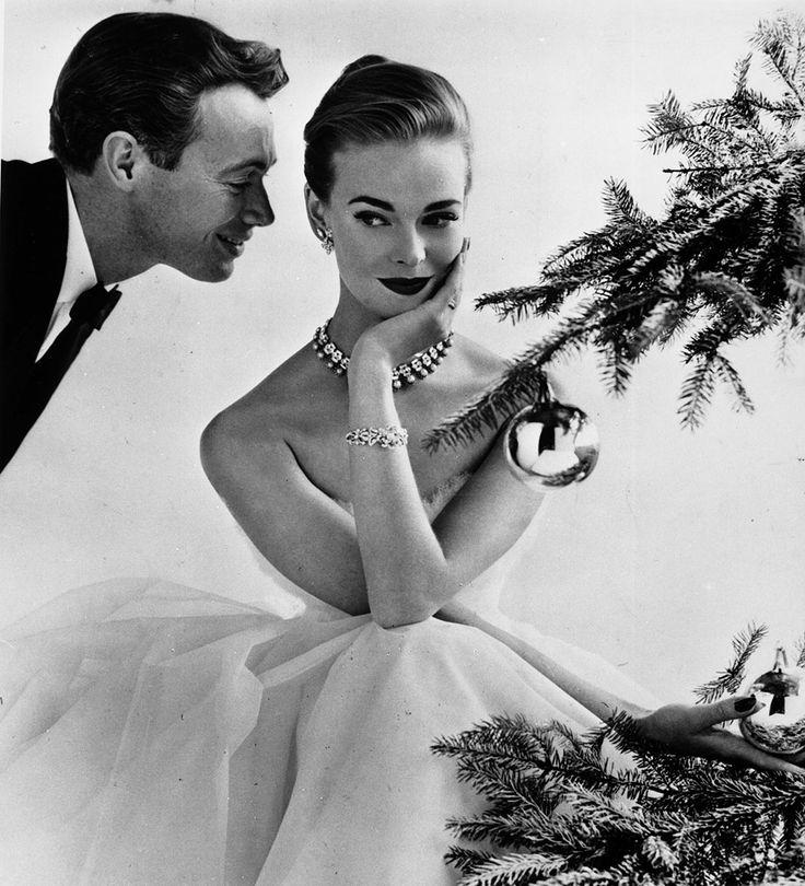 Vintage #Vogue holiday editorial