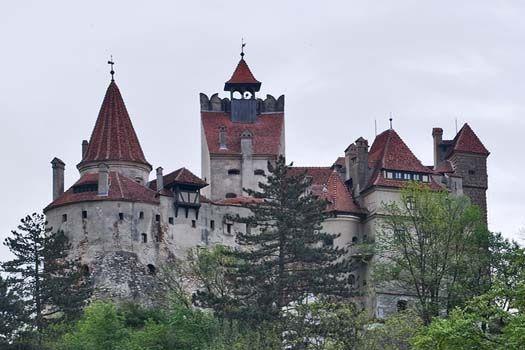 "Bran Castle #Cheapflights2013 | ""My Dream 2013"