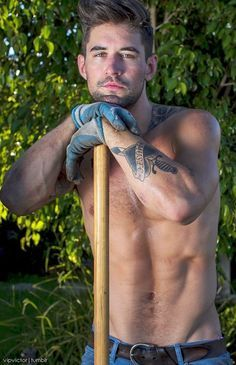 Image result for gardener sexy