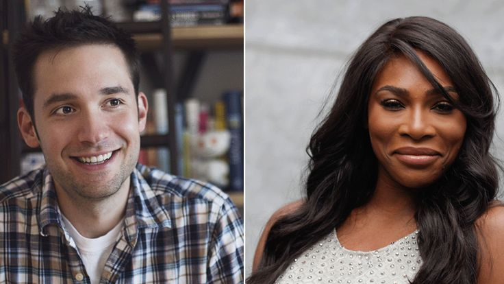Serena Williams engaged to Reddit co-founder    Serena Williams and Reddit co-founder Alexis Ohanian announce on Reddit that they are engaged.   http://www.bbc.co.uk/news/world-us-canada-38464603