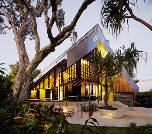 Wright House, Australian Luxury Contemporary Home