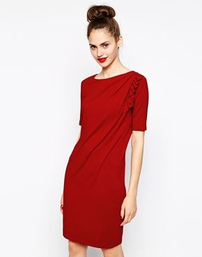 Love Moschino Short Sleeve Jersey Bodycon Dress. Get up to 5.25% #cashback when you StartHere to Shop at #Asos: http://www.starthere.com.au/Asos-com #reddress