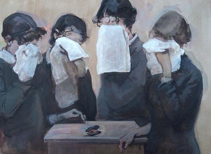 Doni Hou, galerie Laurence Esnol, 2016.