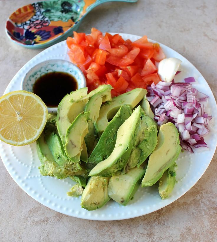 Perfect Guacamole | Clean Eating | Pinterest