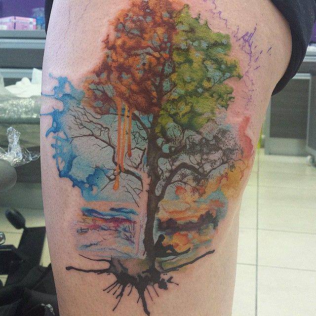 646 best images about tree tattoo on pinterest. Black Bedroom Furniture Sets. Home Design Ideas