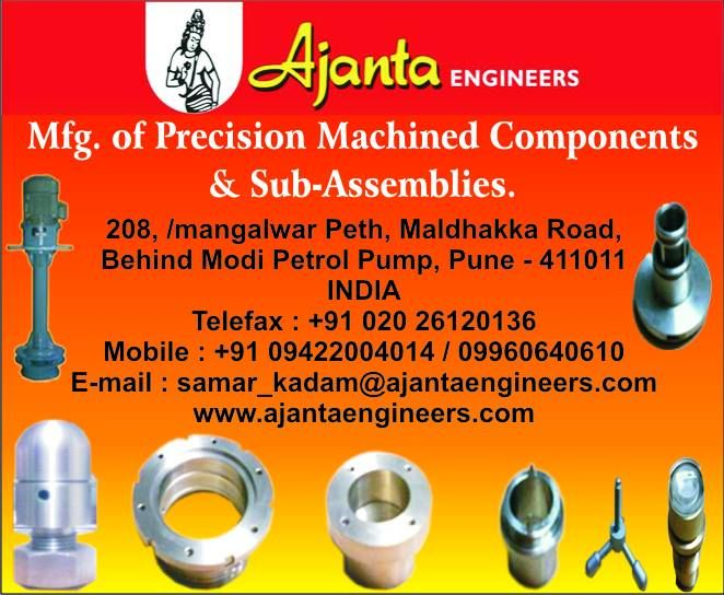 agitator mixer, industrial agitators, chemical agitator, industrial mixers agitators, mixing agitator, tank mixers agitators, chemical tank mixer, agitator manufacturer, agitators and mixers, industrial liquid mixers, industrial mixer, and various other industries, precision machined assemblies, sub assemblies, Ferrous, Non-ferrous, castings and forged components for Auto, Auto ancillaries, Pump Industries http://www.ajantaengineers.com/