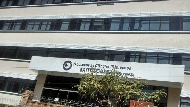 Medicina Santa Casa/ São Paulo- BR 08/2016