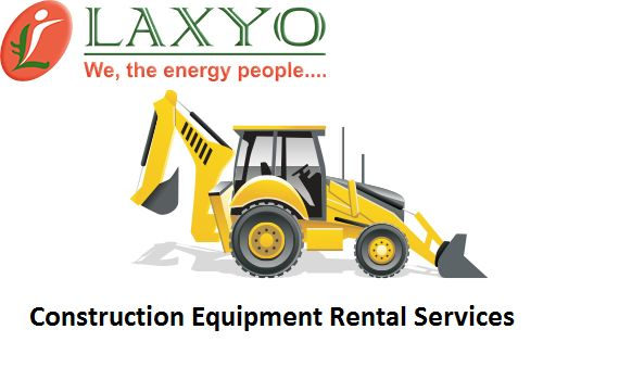 Laxyo energy limited one of the leading organizations offering an exclusive range of Construction Machinery Rental Service. Demanded in road construction and building construction sectors, our machinery require less maintenance and can perform without any difficulty. We always check the machines and perform regular oiling and cleaning, to provide defect free equipments to the clients.