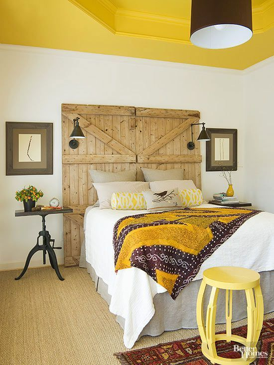 Decorating With Cozy Yellow | BHGu0027s Best Home Decor Inspiration | Pinterest