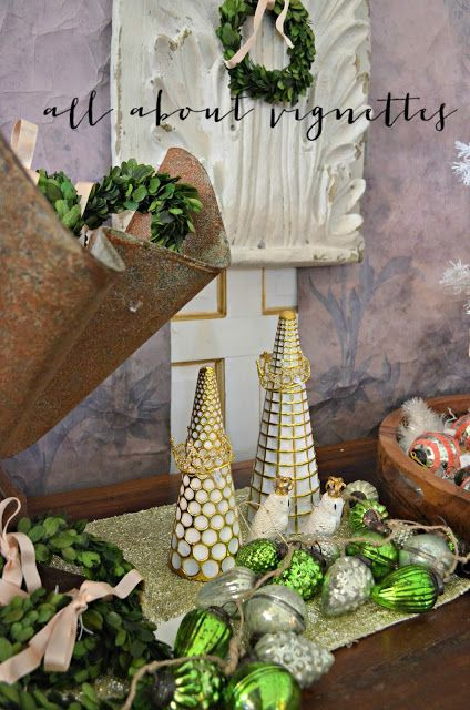 All About Vignettes: Holiday Open House @ Buckeystown Design Co-op