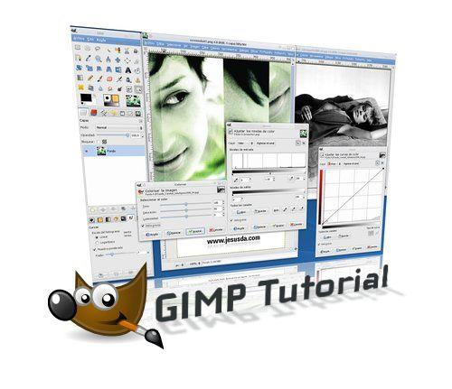Una interesante colección de tutoriales de GIMP tanto para principiantes como para quienes ya tienen alguna expreiencia, es esta una aplicación libre para diseño gráfico, posiblemente una de las más usadas en este campo http://www.jesusda.com/docs/tutoriales-gimp/