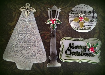 gorgeous handcrafted embellishments