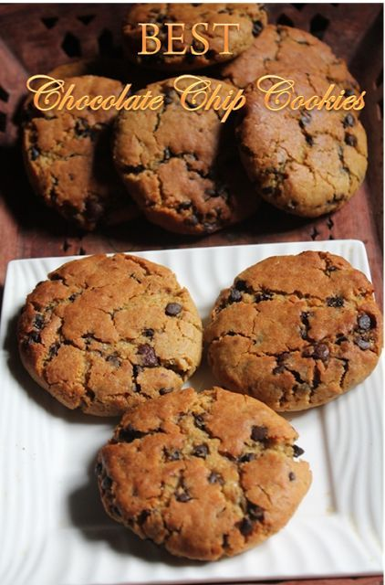 YUMMY TUMMY: Best Chocolate Chip Cookies Recipe Ever