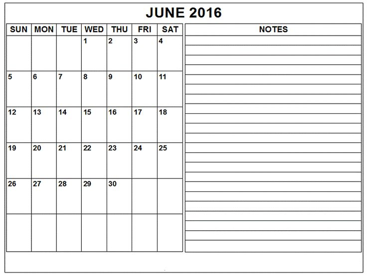 32 best June 2017 Calendar images on Pinterest Calendar - payroll calendar template