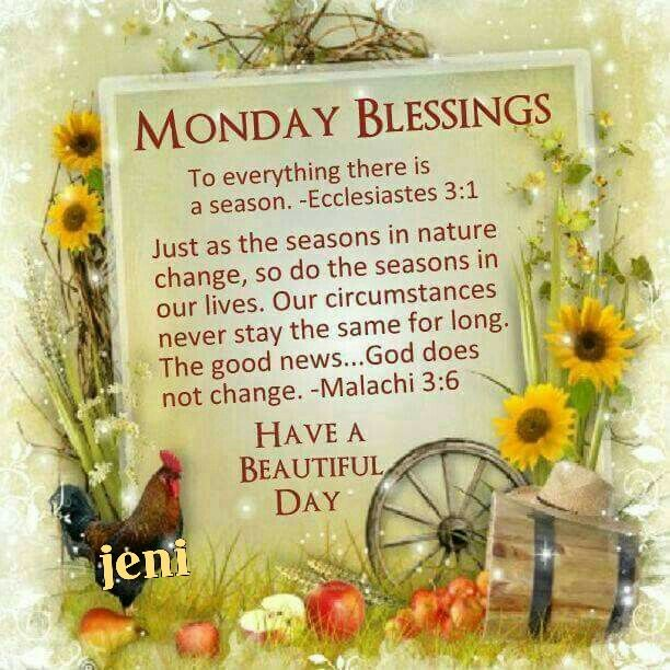 1000 images about monday blessing on pinterest - Monday blessings quotes and images ...