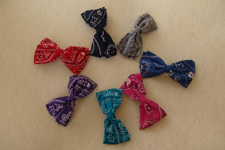 Bow bandana