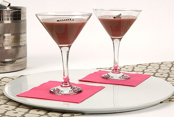 Chocolate Brownie Martini recipe - Canadian Living