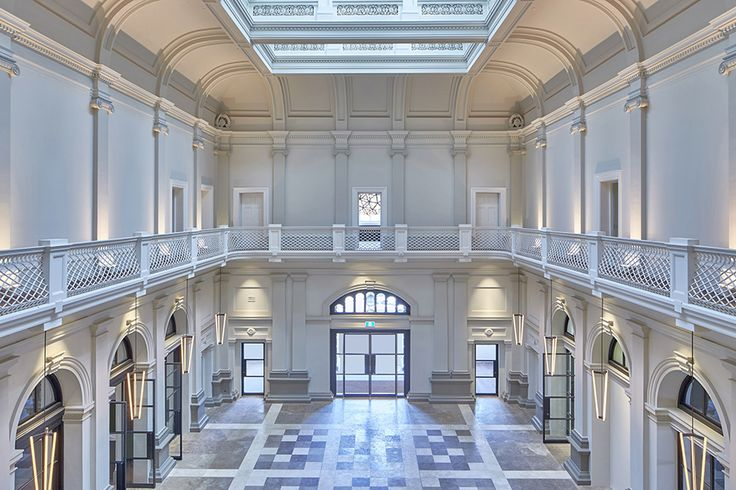 "WA Heritage Award The State Buildings The State Buildings - ""Public or Private Organisation - Commendation 2016"" Judges' citation: An outstanding adaptive reuse and conservation project on a grand scale."