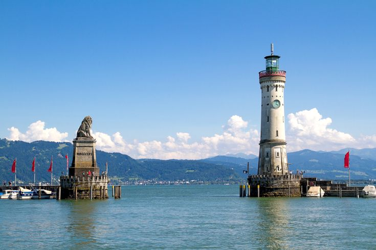 Lake Constance (Bodensee) + activities