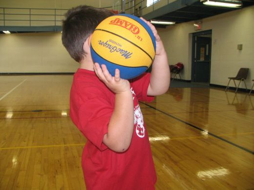 KID COACH'S CLIPBOARD: How to Teach Young Children to Shoot a Basketball