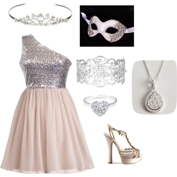 """Sweet 16 Masquerade with One Direction"" by emilyxestelle on Polyvore for Lexi DeBlasio (:"