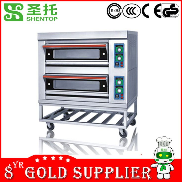 Shentop STPB-KF24G electric oven price deck convention oven bakery equipment for sale baking oven