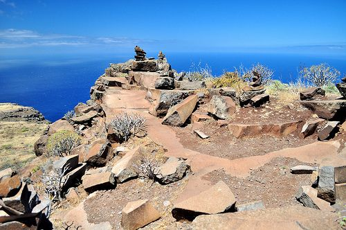 Hike the volcanic landscape of La Gomera