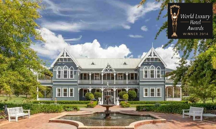 Peppers Convent | Hunter Valley's best Accommodation, Wedding venue, Conference Venue, and Restaurant Eighty Eight http://peppersconvent.com/