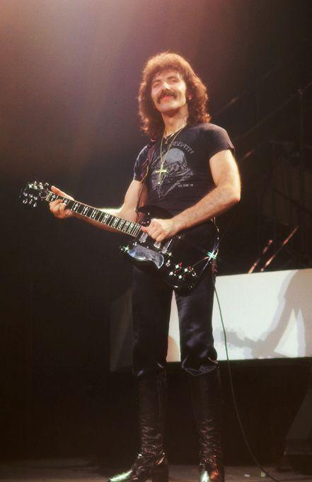 Tony Iommi-Black Sabbath............