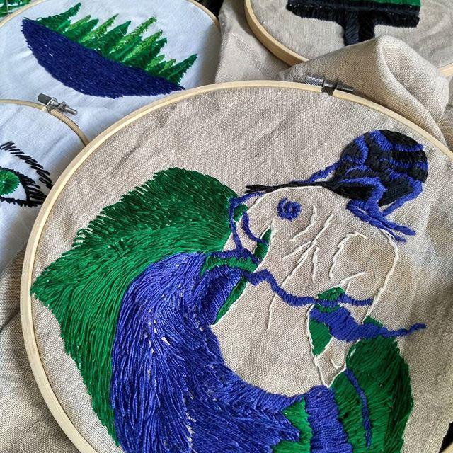 Embroidery https://www.facebook.com/oplotki/