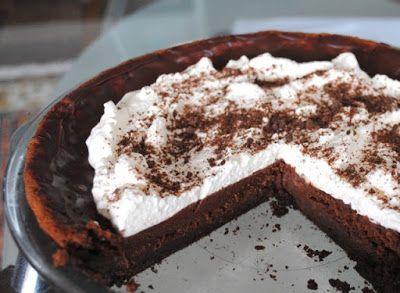 """Невыразимая легкость кулинарного бытия...: Пирог """"Грязь Миссисипи"""""""