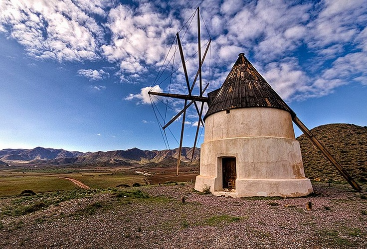 63 best cabo de gata images on pinterest andalusia - Cortijo las negras ...