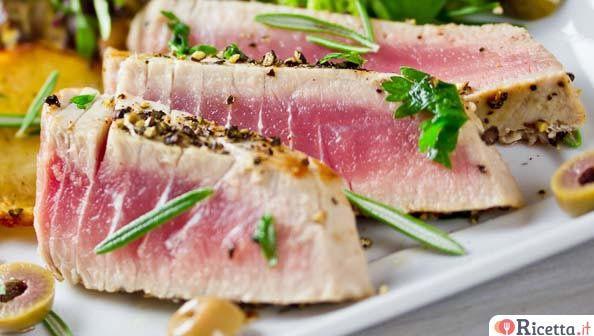 3 ricette con il tonno fresco