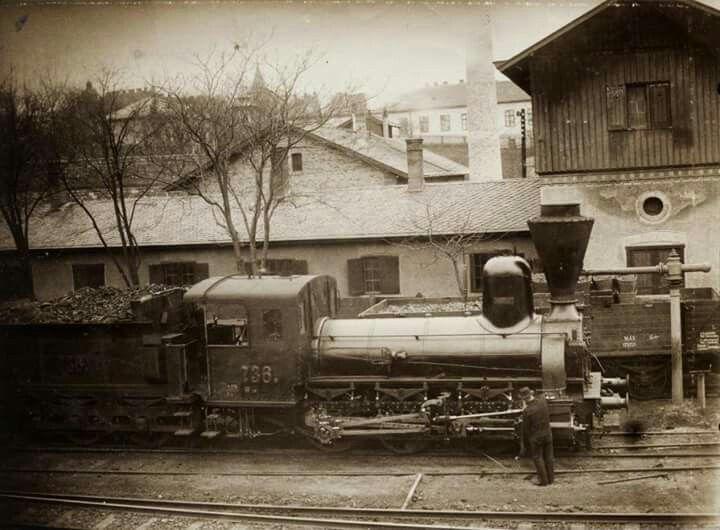 1905. Déli pályaudvar