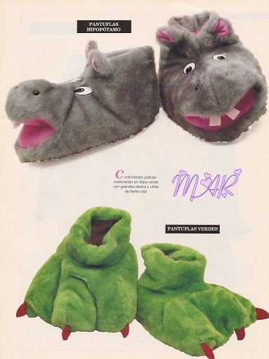 17 best images about pantuflas on pinterest patrones - Manualidades para chicos ...