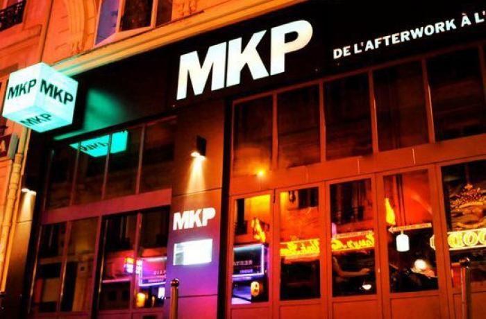 Le MKP #meilleurs #bars #réservation #MKP #Paris2 #LesBarrés