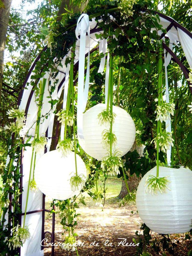 Couturière de la Fleur propose tout le matériel nécessaire à l'organisation d'une belle cérémonie de mariage, quelle soit religieuse ou laïque. A commencer par deux belles arches identiques. Vous avez besoin d'une arche ou de deux, n'hésitez...