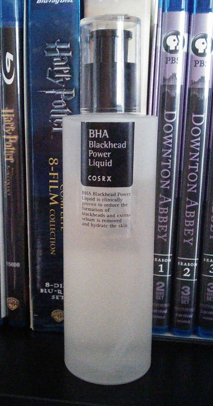 COSRX BHA Blackhead Power Liquid is less oily finish and weaker than Paula's Choice 2% BHA liquid exfoliant