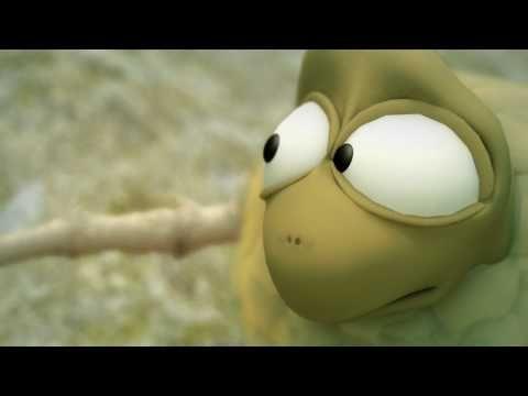 het verloren schaap animatie
